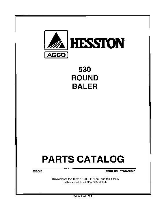 S1417681 moreover JinmaWire also Hesston Wiring Diagram moreover Hesston4690 further Massey Ferguson Parts Catalog. on hesston parts diagram