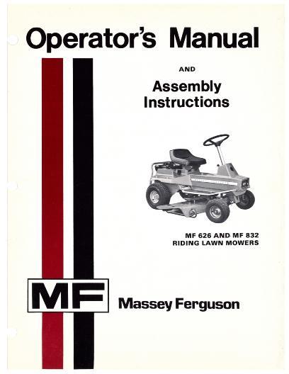 agco technical publications massey ferguson grounds maintenance rh agcopubs com Massey Ferguson Parts Manual Massey Ferguson Service Manual