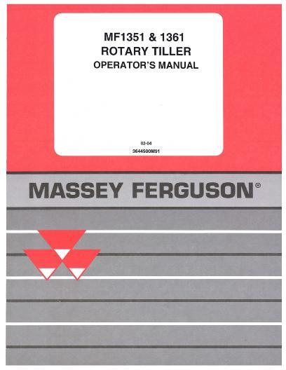 Ferguson Tractors 6100 Series Repair Manuals Download Wiring Diagram