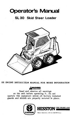 AGCO Technical Publications: Hesston Material Handling