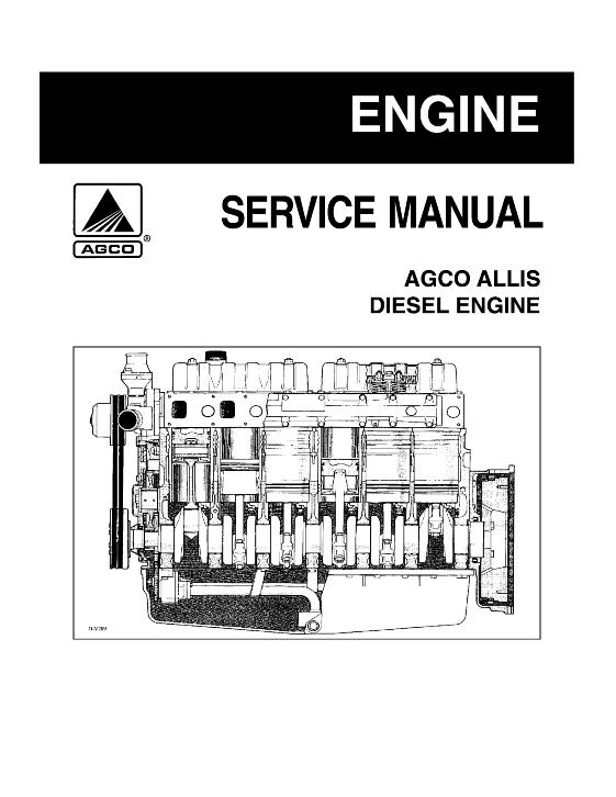 AGCO Technical Publications: 320 / 420 / 620 / 634 Sisu