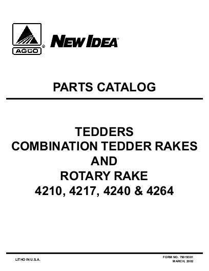 Pz Hay Rake Manual Idea