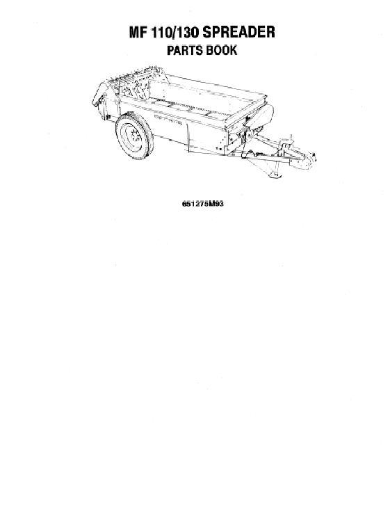 Agco Technical Publications  Massey Ferguson Material Handling