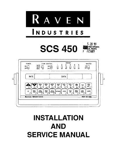 Raven scs 440 wiring diagram all wiring diagram.